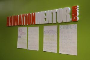AnimationMentor.com Banner