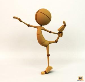 Stu Pose Balance