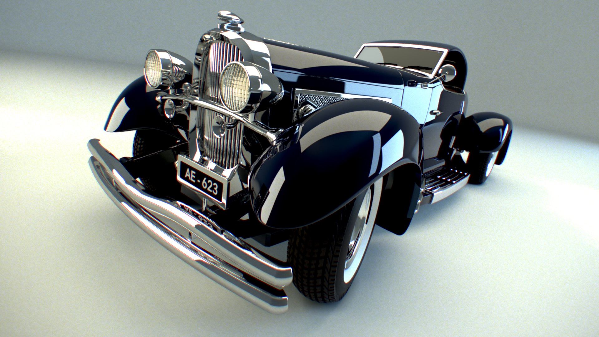 Duesenberg Car Project